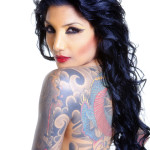 Tattooed Model: Lepa Dinis