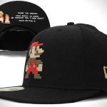 8 Bit Character Super Mario Caps By New Era