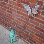 Chalk Artist David Zinn