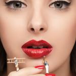 Miniature figures + Model Faces = Photographer Juan Sanchez Castillo