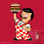 Shirts We Like: Bob's Burgers/Super Mario/ Hulk And More