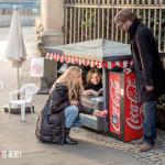 Mini Coca-Cola Kiosks