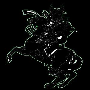 Napoleon Diabolical Rabbit® Stencil