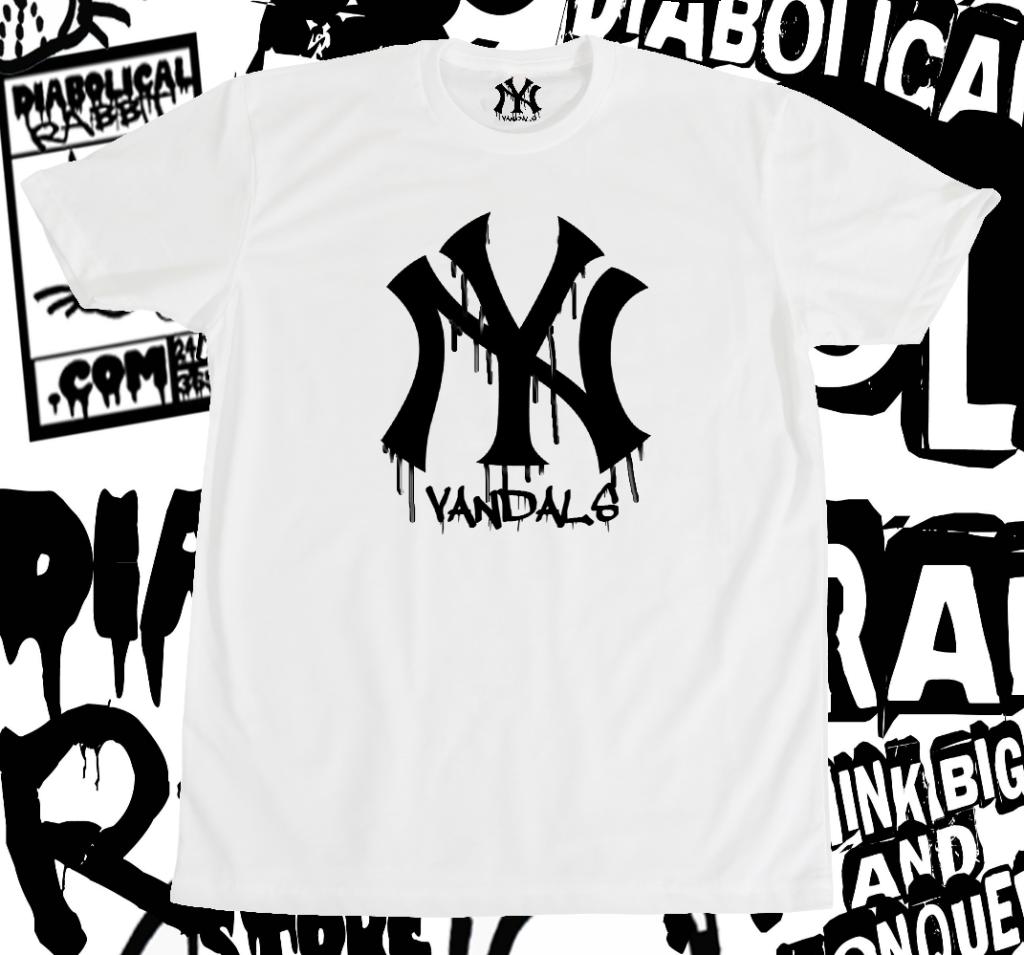 Diabolical Rabbit® NY Vandals Tee