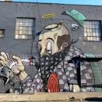 Street Art On Walls 8/7/14