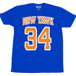 New Yawk® Jersey Tee Blue DR