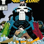 Bad Ass The Punisher Comic Book Covers