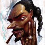 The Illustrations Of Arcade 28 AKA Timothy Tang
