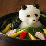 Creative Food Sculptures  By Masanori Kono