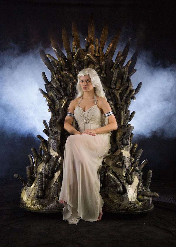 throne of the dildos