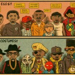 HIP HOP SECRET IDENTITIES By Ed Piskor