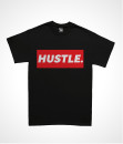 Hustle Period Black Tee