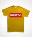Hustle Period Mustard Tee