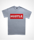 Hustle Period Powder Blue Tee