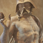 Ancient Greek Star Wars Statues By Travis Durden