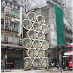 Weird But Cool: O'Pod Housing Initiative Made Out Of Concrete Pipes