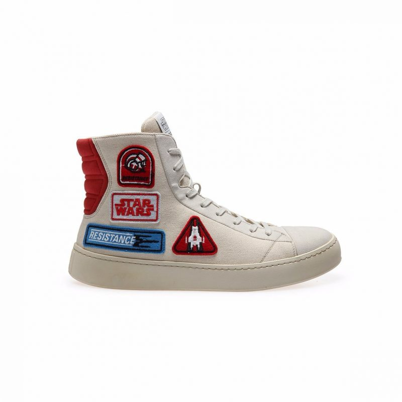 Star Wars Sneakers Featured On Diabolical Rabbit®