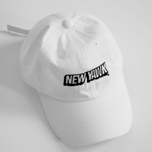 New Yawk Type Diabolical Rabbit Dad Cap 1