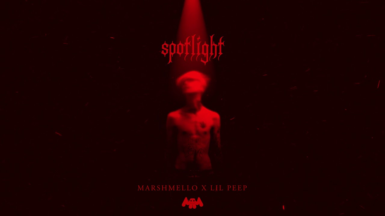 Song Of The Day By Marshmello X Lil Peep - Spotlight Featured On Diabolical Rabbit